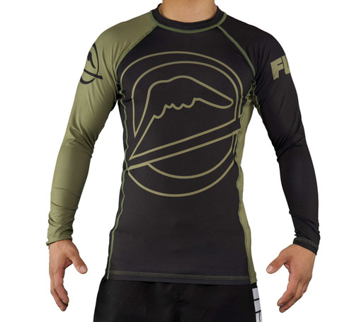 Fuji Drillers Long Sleeve Rashguard