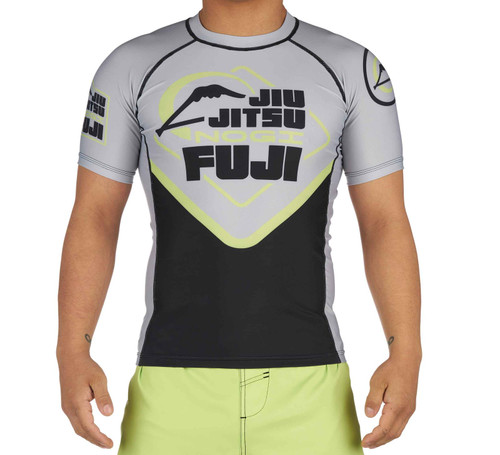 Fuji Peak Short Sleeve Rashguard