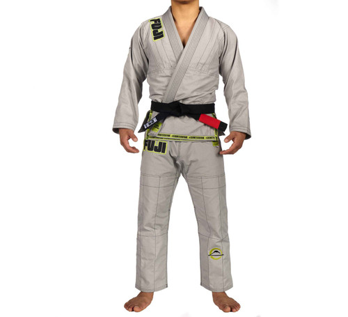 Fuji Submit Everyone BJJ Gi Limited Edition Grey