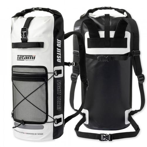 TATAMI DRYTECH GEAR BAG WHITE & BLACK