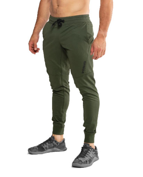 VIRUS ICONX BIOCERAMIC PERFORMANCE PANTS - OLIVE