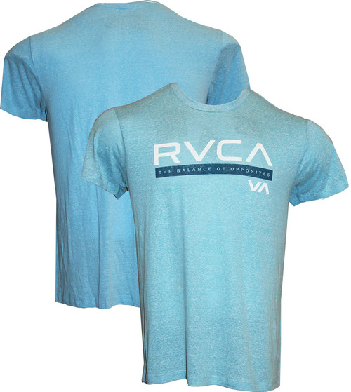 RVCA Distress Band T-Shirt