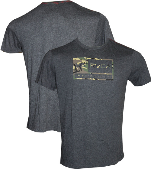 RVCA Lock Up Camo T-Shirt