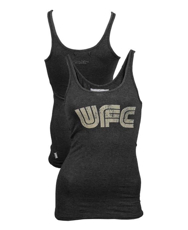 UFC Ashen String Tank