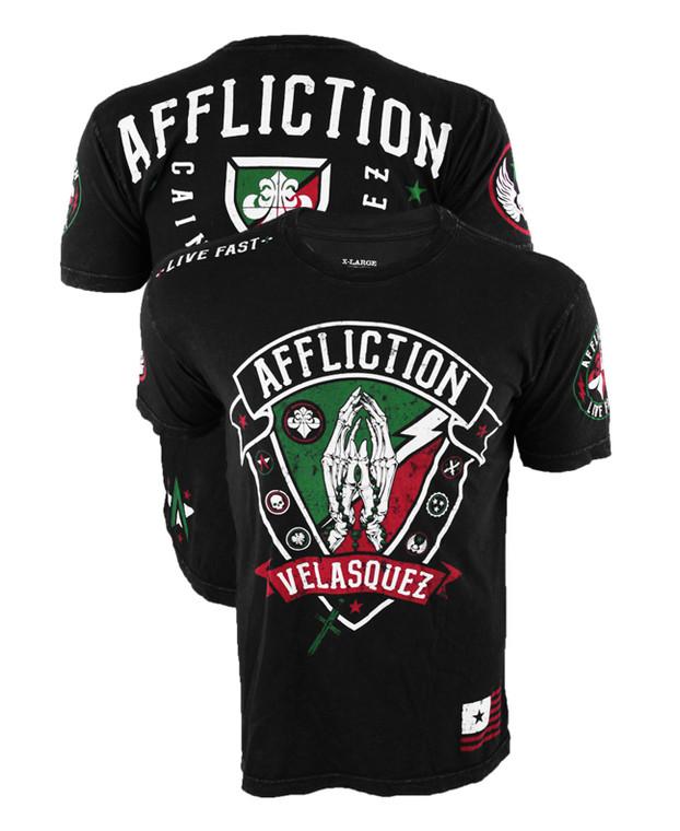 Affliction Devotion Cain Velasquez 160 Walkout YOUTH Shirt