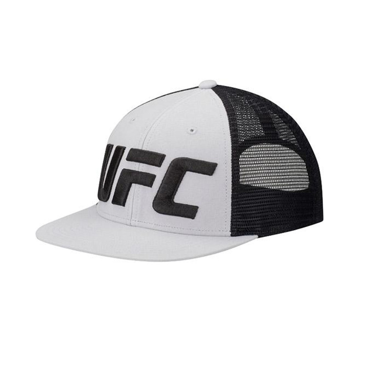 UFC Reebok Trucker Cap GREY