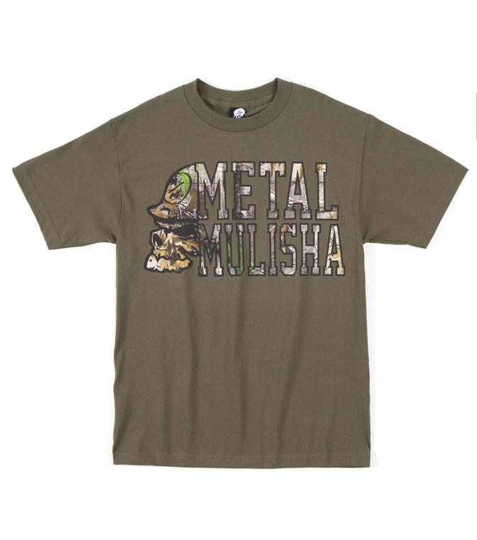 Metal Mulisha Realtree Lockup Shirt