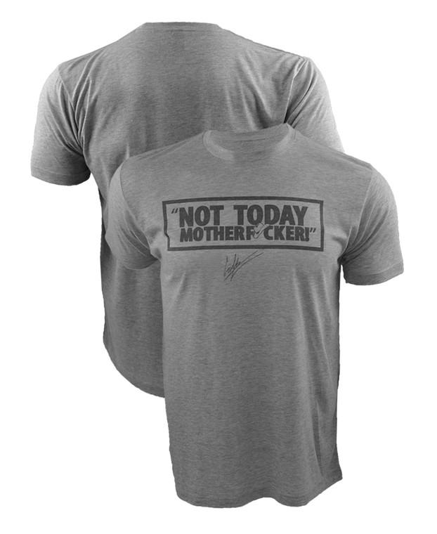 "Cowboy Cerrone ""NOT TODAY MOTHERF@!*ER"" Shirt1"