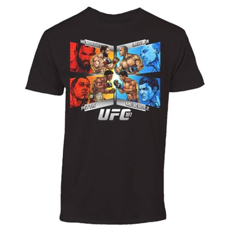 UFC 181 Event Youth Shirt