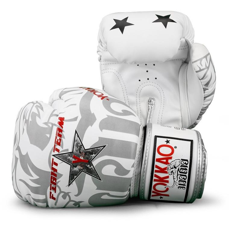 Yokkao FIGHT TEAM BOXING GLOVES