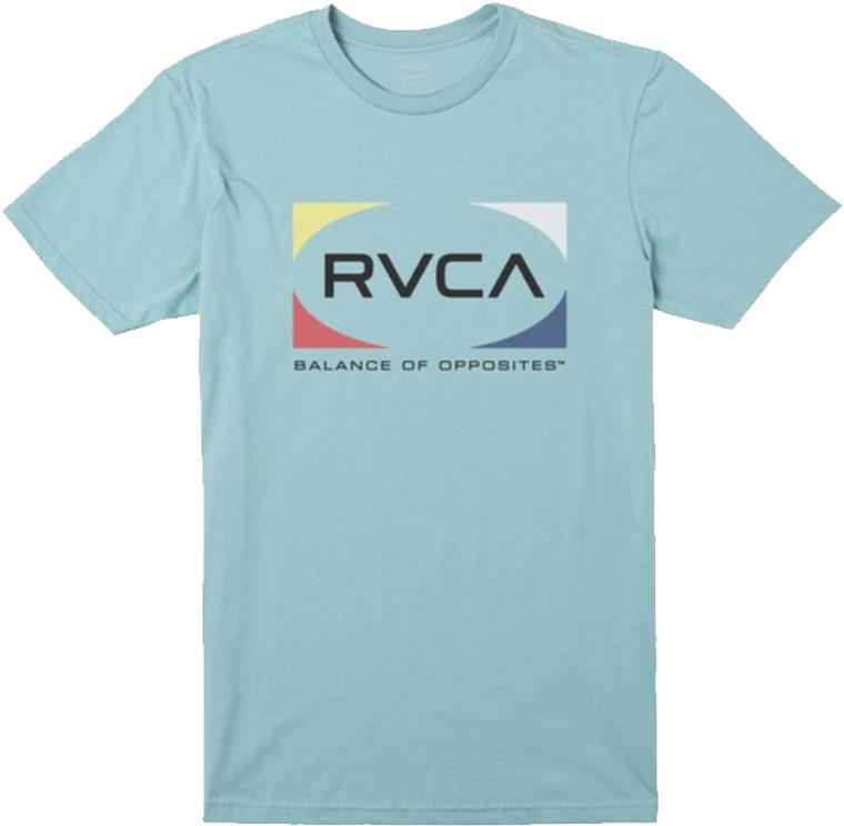 RVCA QUAD SHORT SLEEVE TEE