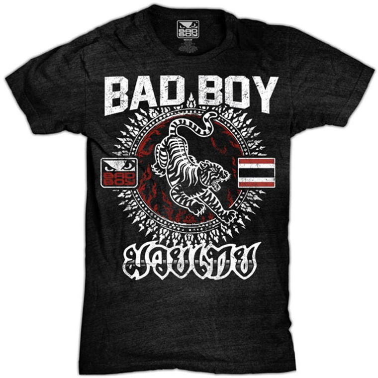 Bad Boy Eye Of The Tiger T-Shirt