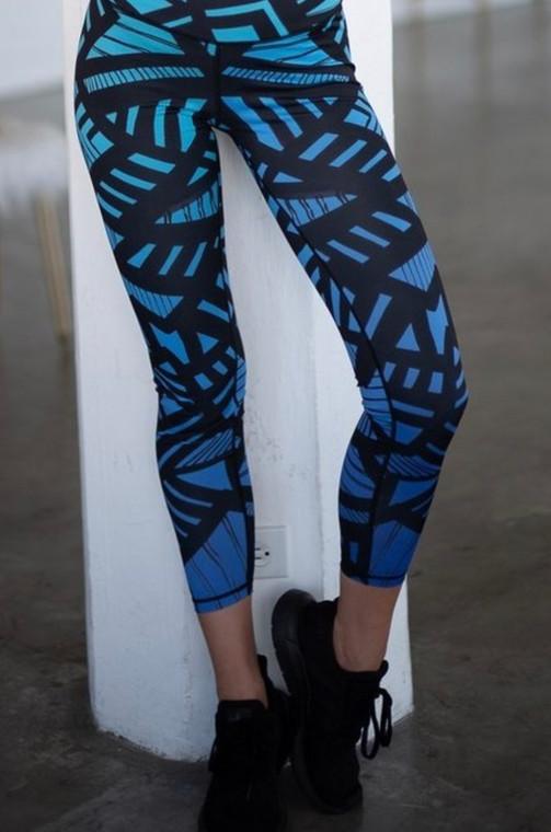 Geo Activewear Leggings