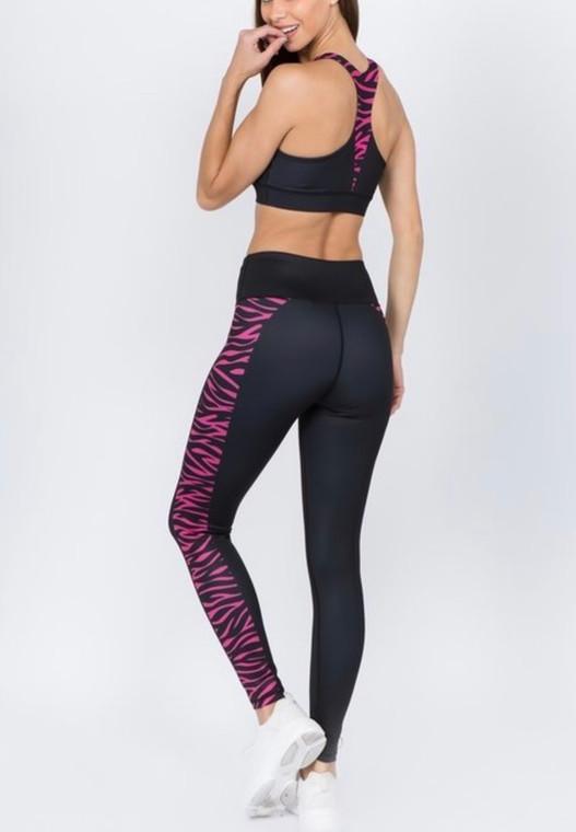 Fuchsia Activewear Set