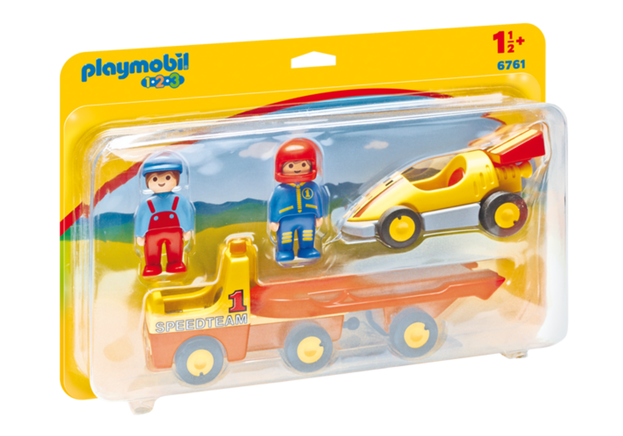 Tow 3 With Truck 2 Car6761 Race Playmobil 1 zGqSUVpM