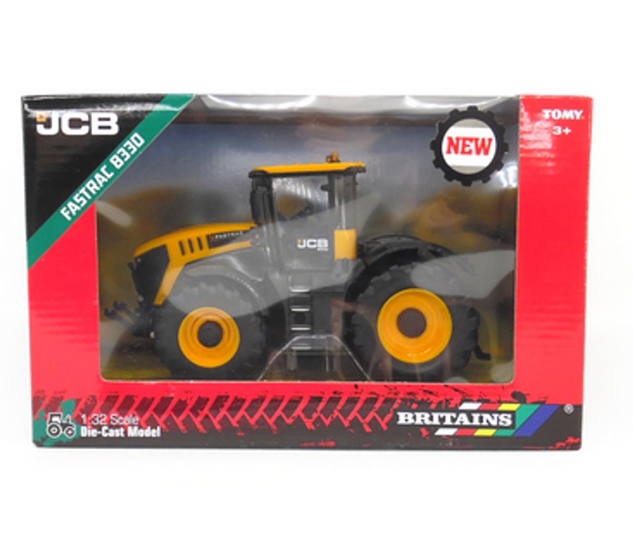 Britains 42762 jcb 3230 Fastrac tractor 1//32