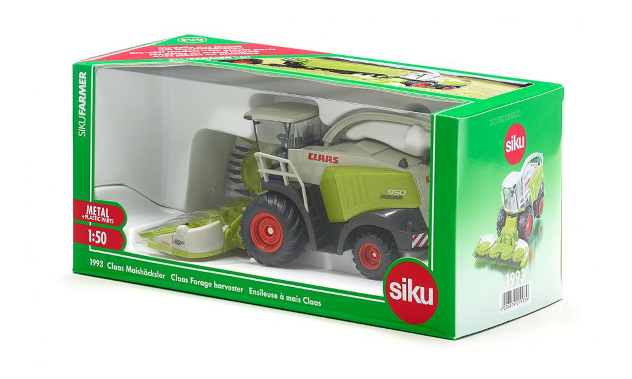 SIKU 1993 Claas Maishäcksler 1:50 Spielzeugautos