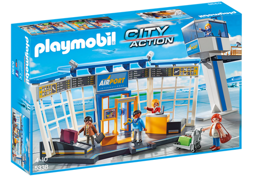Playmobil Airport with Control Tower (5338)