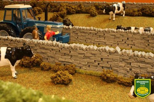 Brushwood Authentic Stone Walling (BT2091)