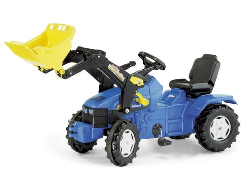 Rolly New Holland Farmtrac Tractor with Loader (04671)