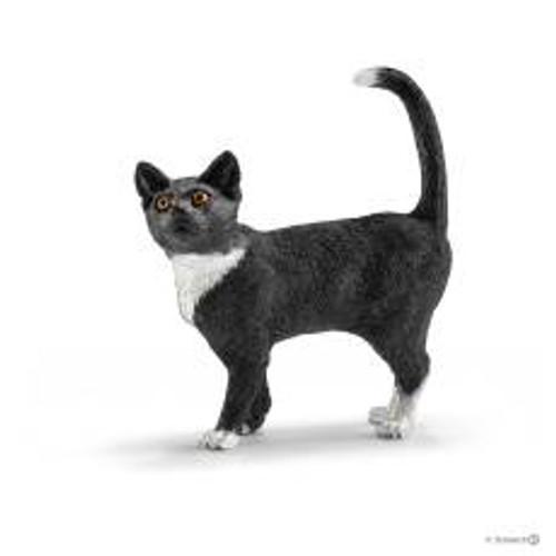 SCHLEICH 13893 Maine Coon Gatto 8 cm Serie Cani e Gatti