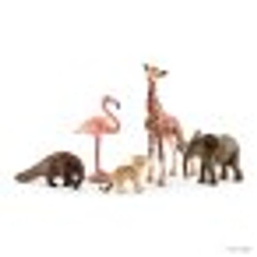 Schleich Assorted Wildlife Animals (42388)
