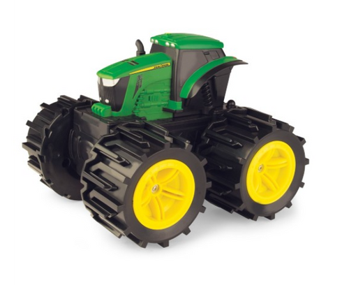 Britains John Deere Monster Treads Mega Wheel Tractor (46645)