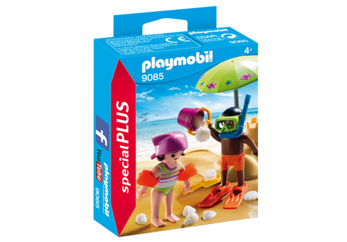 Playmobil Special Plus Children at the Beach (9085)
