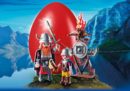 Playmobil Vikings with Shield (9209)