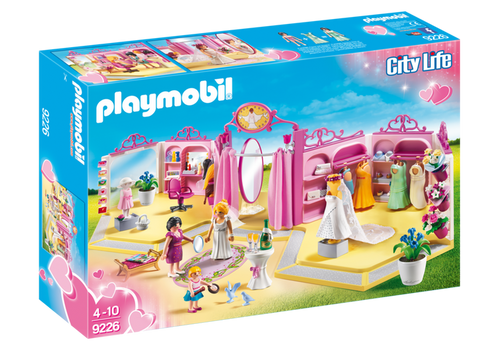 Playmobil Bridal Shop with Accessories (9226)