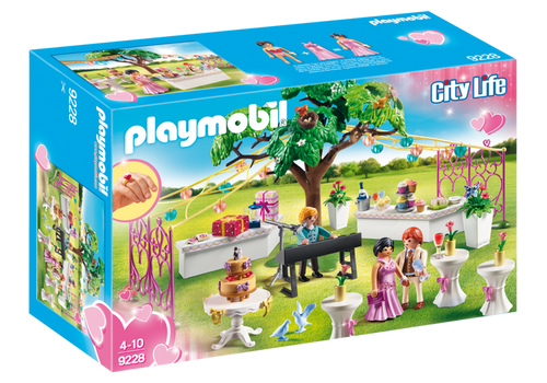 Playmobil Wedding Reception (9228)