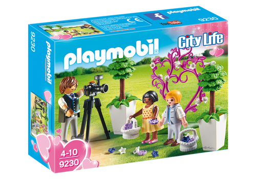 Playmobil Children with Photographer (9230)