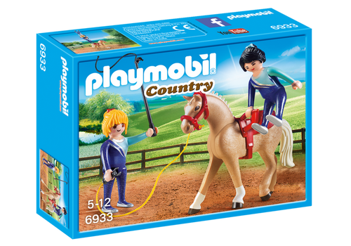 Playmobil Country Vaulting (6933)