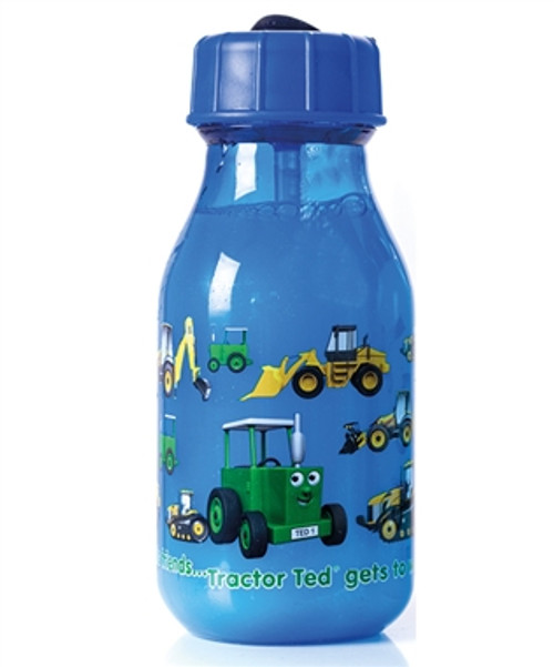 Tractor Ted Water Bottle - Digger Design