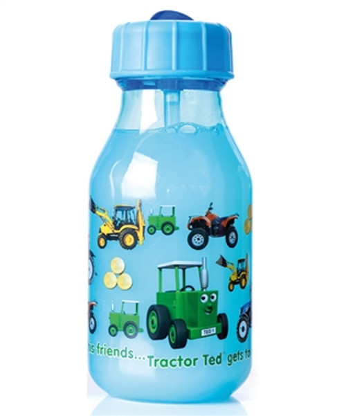 Tractor Ted Water Bottle - Farm Design