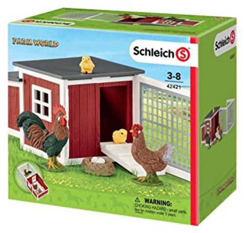Schleich Chicken Coop (42421)