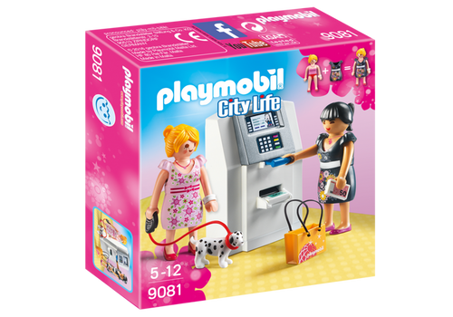 Playmobil City Life ATM (9081)