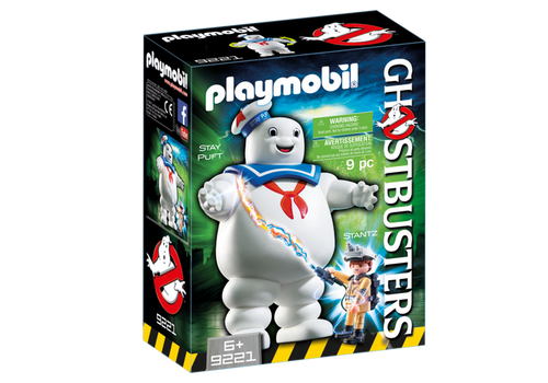 Playmobil Ghostbusters Stay Puft Marshmallow Man (9221)