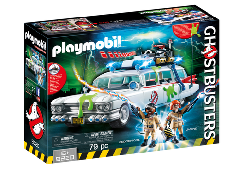 Playmobil Ghostbusters Ecto-1 (9220)