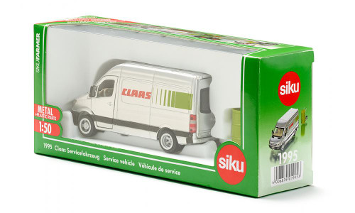 SIKU 1:50 Claas Service Vehicle (1995)