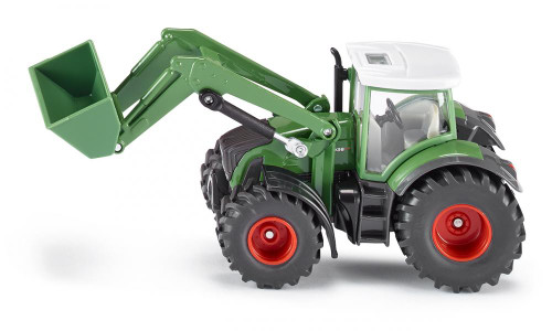 SIKU 1:50 Fendt with Front Loader (1981)