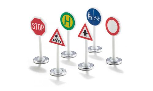SIKU 1:87 Road Signs (0857)