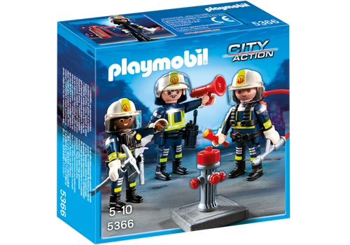 Playmobil City Action Fire Rescue Crew (5366)