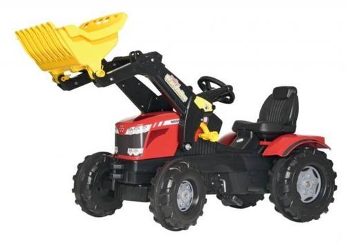 Rolly Farmtrac Massey Ferguson 8650 with Loader (61113)