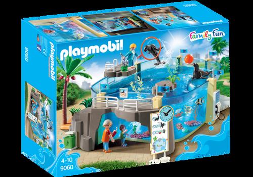 Playmobil Family Fun Aquarium (9060)
