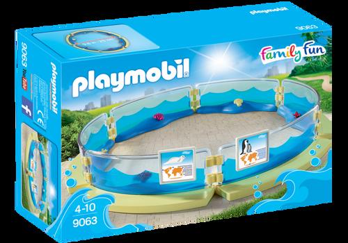 Playmobil Aquarium Enclosure (9063)