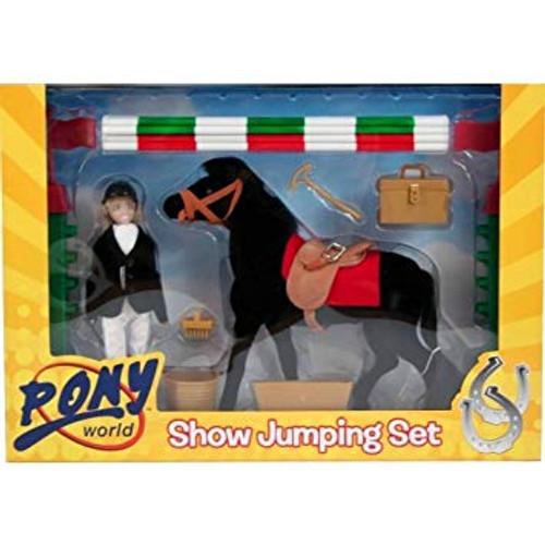 Pony World Show Jumping Set (10121)