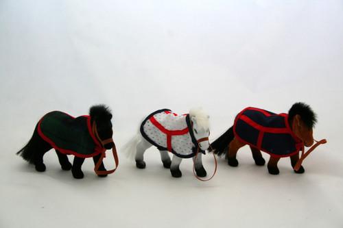 Pony World Shetland Ponies Set (10120)