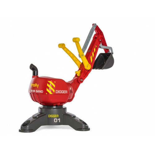 Rolly Static 360 Degree Digger (42203)