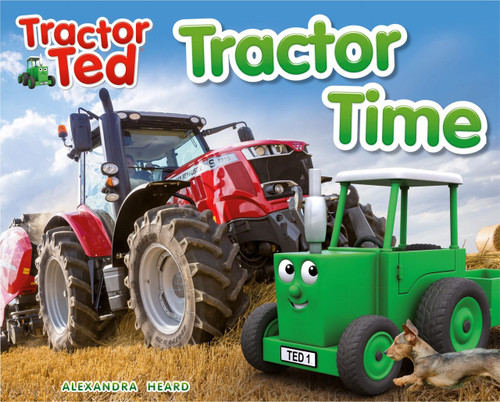 Tractor Ted Tractor Time Picture Book